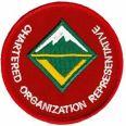 Chartered Organization Representative