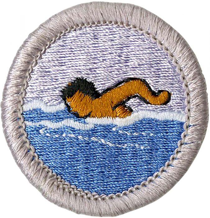 Swimming Merit Badge